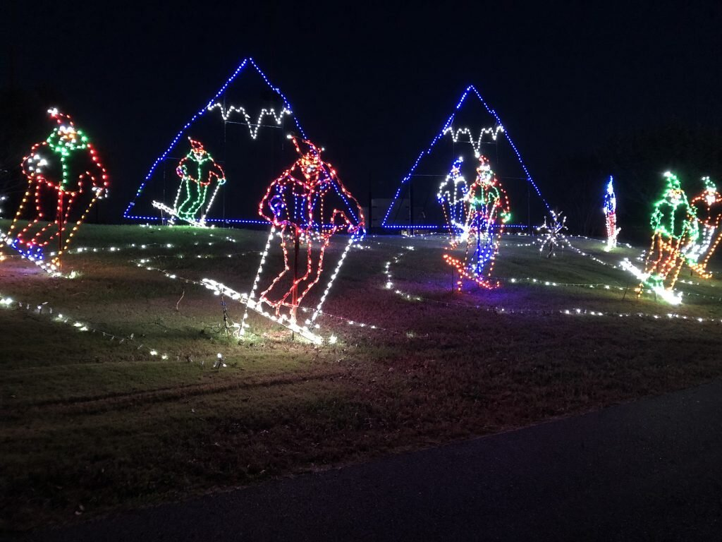 Winterfest of Lights brings Christmas to resort | Ocean Pines MD ...