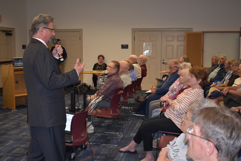 Ocean Pines Md >> Trendic proposes referendum during town hall meeting | Ocean Pines MD News Worcester County
