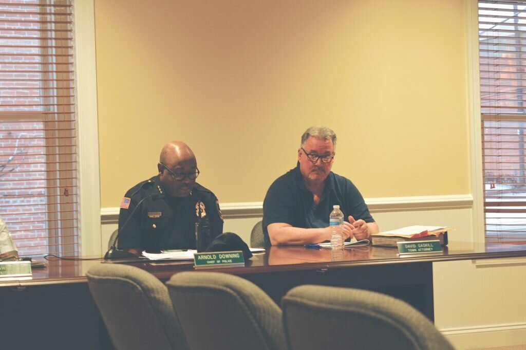 Town OK's PD body camera policy | Ocean Pines MD News