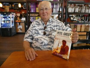 Book signings for Cathell's 'Pete the Greek' | Ocean Pines